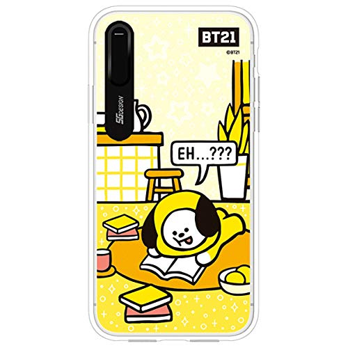 new styles 22b5f ad6b4 Amazon.com: iPhone Xs Case/iPhone X Case, BTS BT21 Official Light Up ...