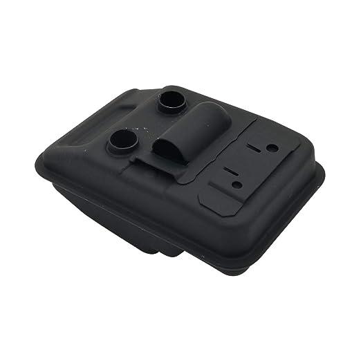 Cancanle Silenciador de Escape para Stihl FC75 FS75 FS80 ...