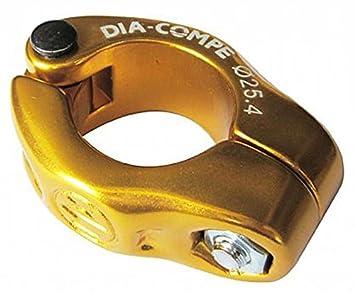 Dia-Compe Mx1500 Seat Clamp 25.4 White