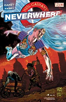 Amazon.com: Neil Gaiman's Neverwhere #8 eBook: Mike Carey, Glenn Fabry: Kindle Store