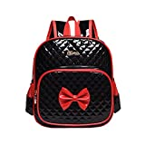 Moonwind Bow Waterproof Kindergarten Kids Toddler Backpack Girls School Book Bag