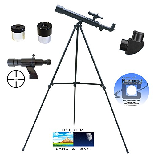 Galileo 500mm x 45mm Refractor Telescope