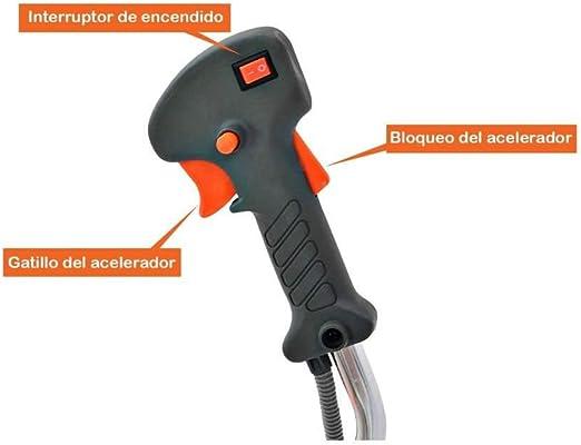 Spark Desbrozadora De Gasolina 52cc, Multifuncional 3 En 1, 3, 2CV ...