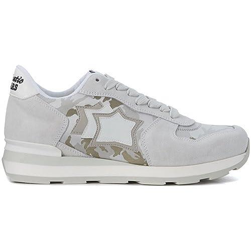 Atlantic Stars Zapatillas de Piel Para Niña Plateado Tórtola Plateado Size: 33: Amazon.es: Zapatos y complementos