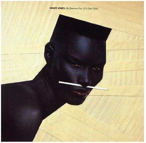My Jamacain Guy - F.A. Guys (Dub) / Cry Now Laugh Later - Grace Jones - UK Import [12 Maxi Single]