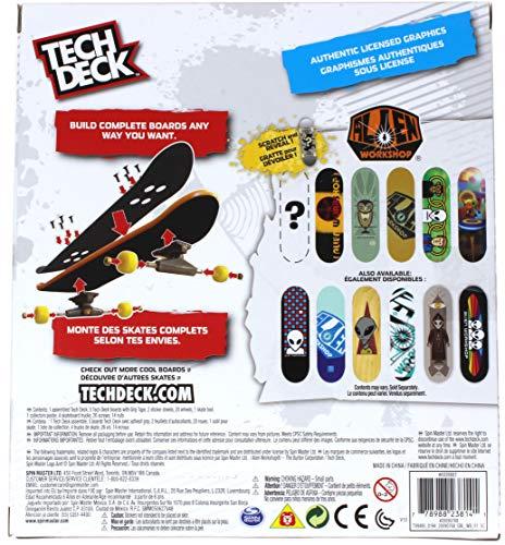 Tech Deck Alien Workshop Skateboards Sk8shop Bonus Pack with 6 Fingerboards - 20th Anniversary by Tech Deck (Image #1)