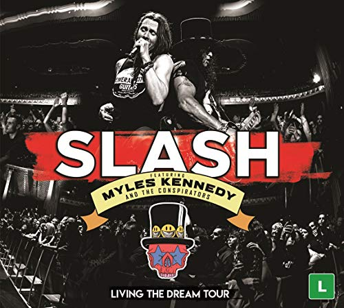 Living The Dream Tour [2 CD/DVD]