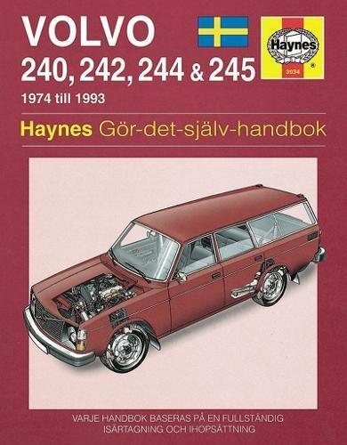 Read Online Volvo 240 Series (Swedish Edition) ebook