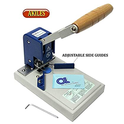 Image of Akiles Diamond-1 Corner Rounder / Corner Cutting Machine w/ 1/4' Die from ABC Office Die-Cuts