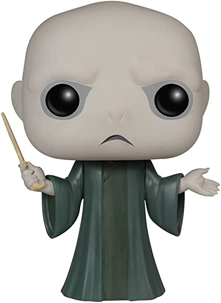 Funko Pop Movies Harry Potter Voldemort Vinyl Action Figure Collectible Toy New