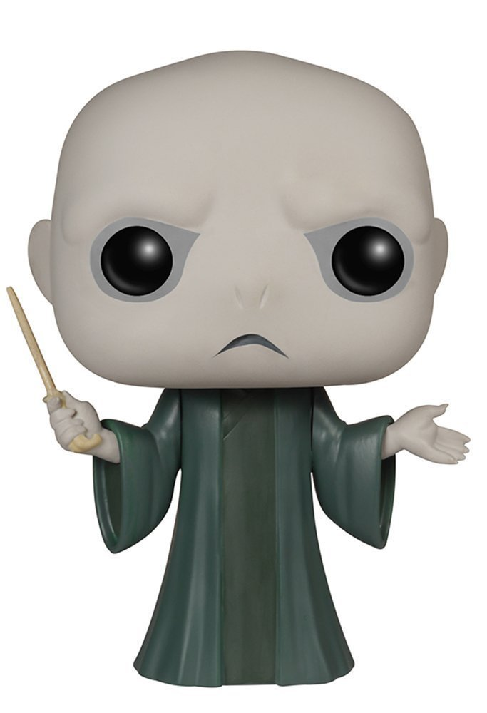 Funko POP Movies Harry Potter Voldemort Action Figure