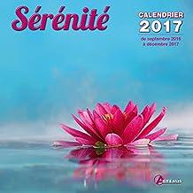 CALENDRIE 2017 : SÉRÉNITÉ