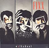 The Fixx: Walkabout LP NM Canada MCA MCA 5705 with lyric sleeve