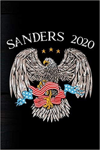 Descargar Libros Ebook Gratis Sanders 2020: 6x9 Inch Travel Size 120 Pages Lined Journal / Notebook. Kindle Puede Leer PDF