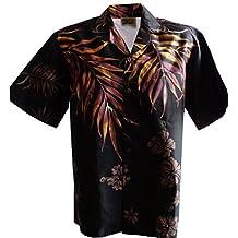 Assorted Elegant Hawaiian Aloha Shirts (100% Cotton) Super Cool (USA)