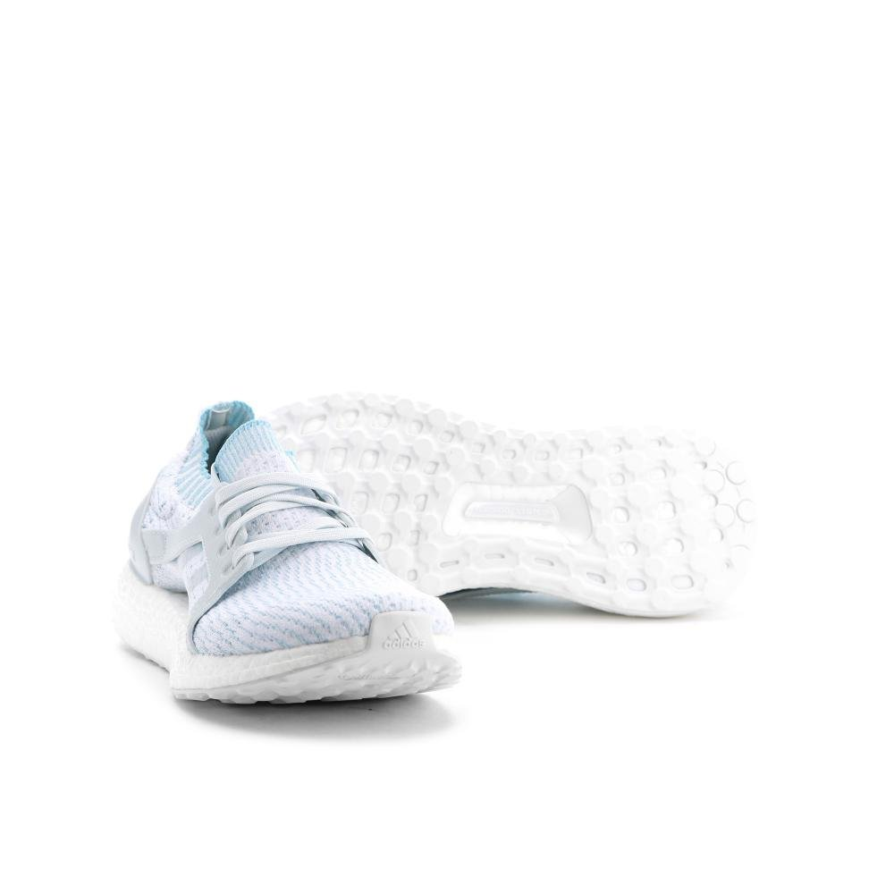 buy popular a6432 63706 Amazon.com  adidas Women Ultraboost X Parley (BlueIcey BlueFootwear  White)  Road Running