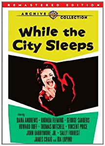 While the City Sleeps [Import]