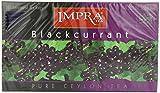 Impra Black Currant Tea, 100-Count Tea Bags
