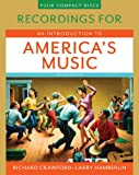 Recordings for An Introduction to America's Music, Second Edition, , 0393921409