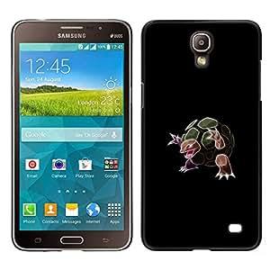 EJOY---Cubierta de la caja de protección la piel dura para el / Samsung Galaxy Mega 2 / --Golem Pokémon