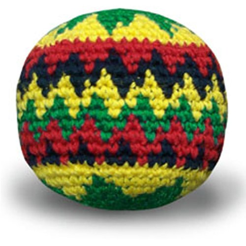World Footbag Rasta Hacky Sack Footbag
