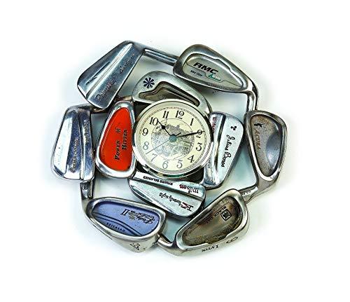 Golf Clock Club - Golf Club Clock