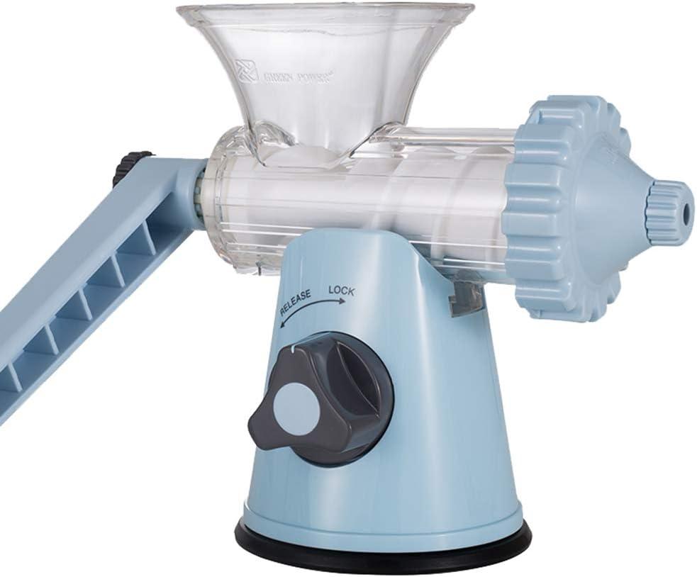 Manual Fruit Juicer,Household multifunctional vegetable children juice machine,Manual Wheatgrass Juicer with juice cup