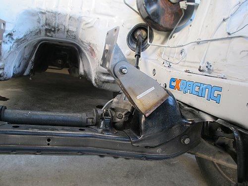 CXRacing 1JZGTE Engine Motor R154 Transmission Swap