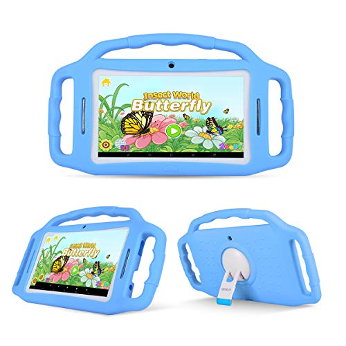 """7"""" Kids Tablet, Android 9.0, Quad core, 2GB RAM + 16GB for sale  Delivered anywhere in USA"""