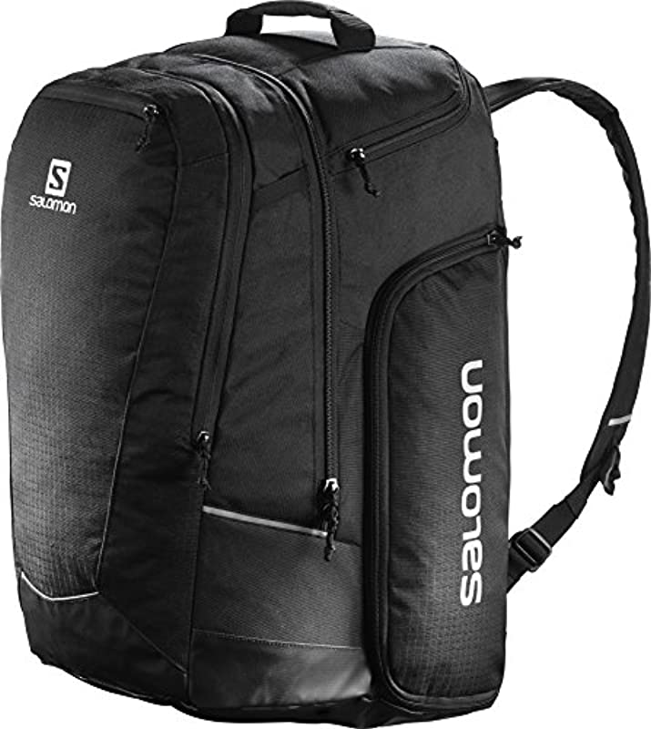 SALOMON(살로몬) 스키 스노보드 백 팩 부츠 백 EXTEND GO-TO-SNOW GEAR BAG Black/Light Onix L38261900