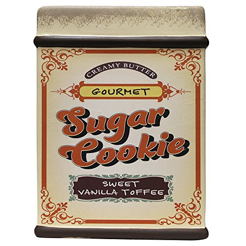 Pillar Candle Sugar Cookie (A Cheerful Giver FF225 28 oz Sugar Cookie Jar Candle)