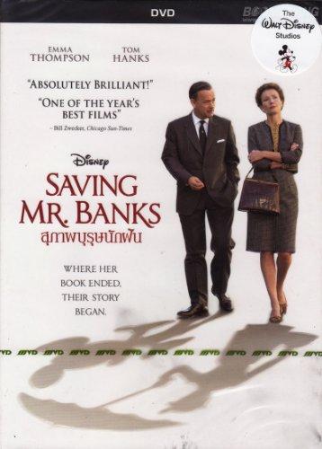 Saving Mr. Banks - Language:English,Portuguese - Subtitles : English, Thai, Chinese, Portuguese, Bahasa, Korean