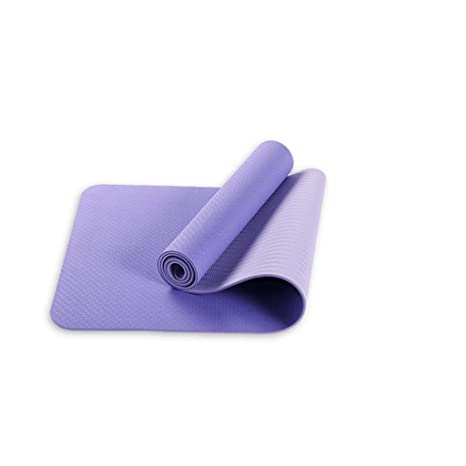 WZL Esterilla de Yoga TPE Estera de Yoga casa Alfombra cojín ...