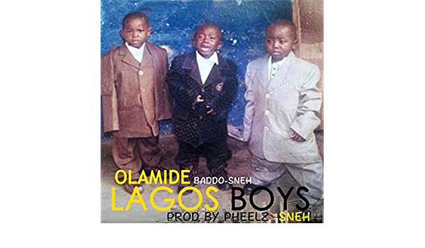 Lagos Boys by Olamide on Amazon Music - Amazon com