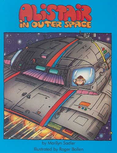 (Harcourt School Publishers Collections: Lvl Lib: Alistair/Outer Space Gr2)