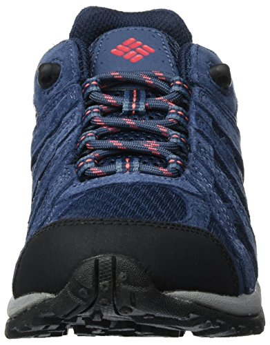 Columbia Trail Collegiate Red 464 Sunset Navy Blue Women's Redmond Shoe 4wCx6r4q