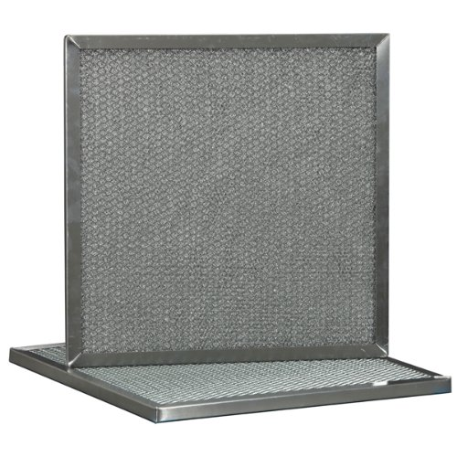Eco-Aire V40S.012021 Permanent Washable Air Filter, 20 x 21 x 1''