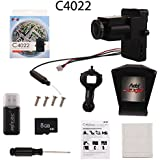 MJX C4022 WiFi FPV Real-time 360 degree Panoramic Camera 720P Full HD Real Time Aerial Camera for B3 RC Quadcopter RC Drone