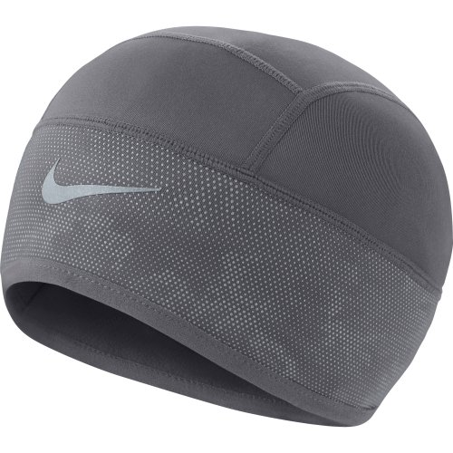UPC 887227176790, Nike Mens Cold Weather Beanie Reflective - Dark Grey/Reflective Silver