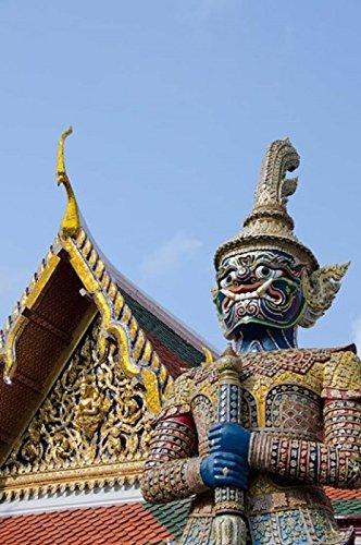 Amazon com: Statue at The Grand Palace, Bangkok, Thailand