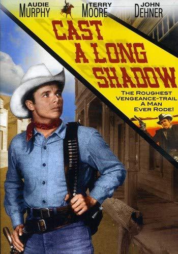 Cast A Long Shadow Terry Moore John Dehner Audie Murphy Shout Factory 26192866