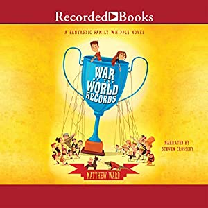 War of the World Records Audiobook