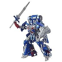Transformers: The Last Knight Premier Edition Leader Class Optimus Prime