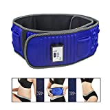 Slimming Belt by Lolicute, Electric Weight Lose Magnet Belt Vibration Massage Burning Fat Lose Weight Shake Belt Waist Trainer Waist Trimmer