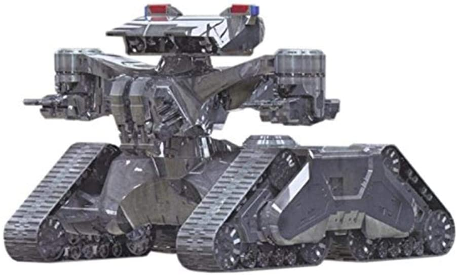 Terminator 2 Hunter Killer Tank 1/32 Scale Plastic Model Kit: Amazon.co.uk:  Toys & Games