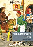 Dominoes 1. Five Canterbury Tales MP3 Pack