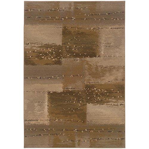 - Oriental Weavers Genesis 908A1  Area Rug, 2'3 x 4'5