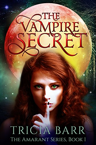 The Vampire Secret (The Amarant Book 1) cover