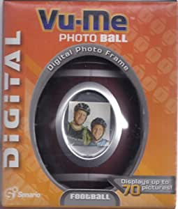 Amazon.com : Vu-Me Photo Ball Digital Photo Frame