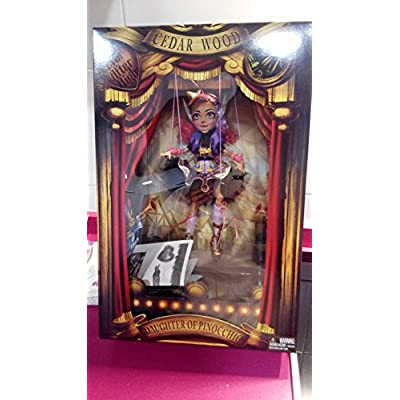 Ever After High Cedar Wood SDCC 2016 Exclusive Marionette Doll: Toys & Games